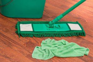 איך לנקות את הבית - לקראת סופש